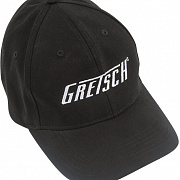 GRETSCH FLX FIT HAT BLK S/M