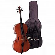 GEWAPure Cello Outfit EW 3/4 виолончель в комплекте (чехол, смычок, канифоль)